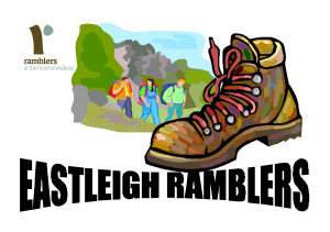 EASTLEIGH RAMBLERS LOGO